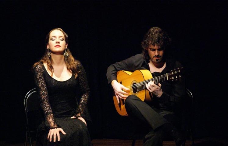 Sergio Matesanz y Ana Barba